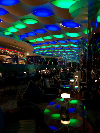 Restaurant Night