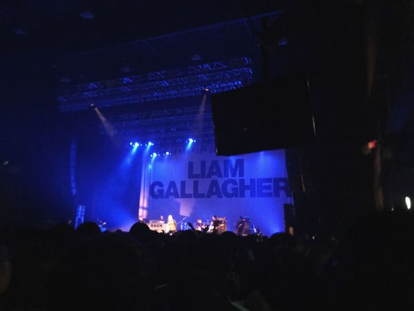 Concert Photography Musician Live Music Liamgallagher Oasis Concert 20170817