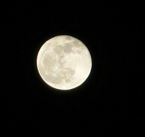 ♡》Moon Moonlight Full Moon Super Moon