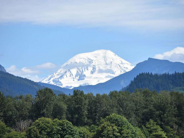 mt adams Mt
