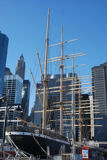South Street Seaport Taking Photos Check This Out Hello World