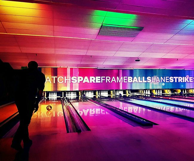 Bowling Time Strike! Multi Colored Capture The Moment EyeEm Gallery