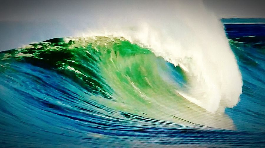 The Angry Ocean..... Nature Is Art Taking Photos Enjoying Life My Photography Ocean Waves Ocean Photography Ocean View Ocean Waves..... Ocean And Sky Wave Waves Crashing Waves Rolling In Wavescrashing Nature Lover