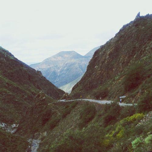 Beautifulplaces La hermosa vista desde el recorrido!!