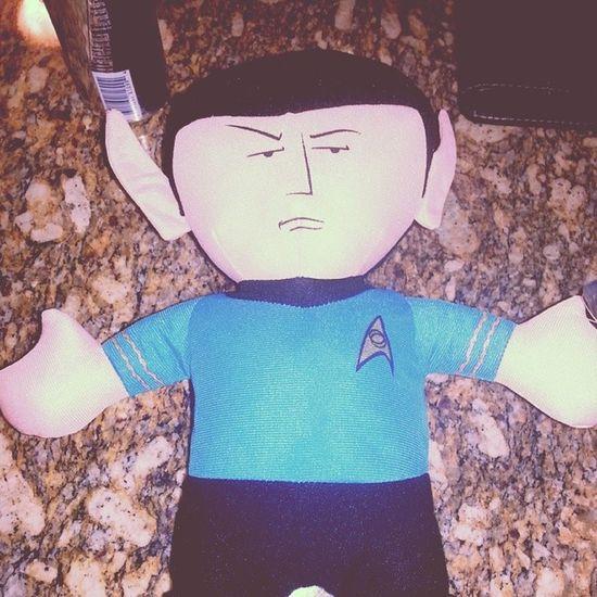 Logical Captain. Clawgamehero Spock Startrek Ohhhhhmy
