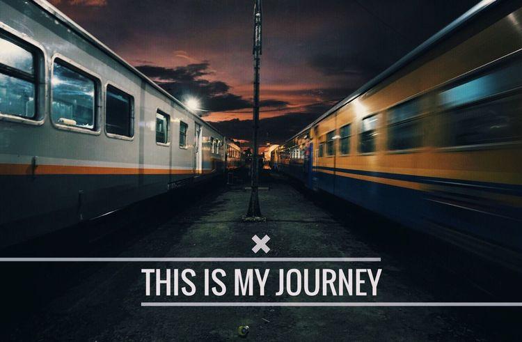Train Train Streetphotography Journey