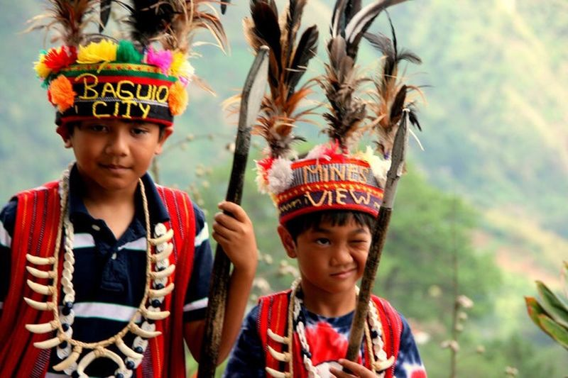 Peoplephotography People Baguio City Eyeem Philippines Igorot Souvenir Travel Photography The Traveler - 2015 EyeEm Awards Global EyeEm Adventure - Philippines Baguio Here Belongs To Me Brother Two Is Better Than One