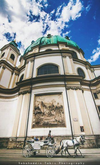 Travel Europe Avusturia Wien Landscape Amazing Nature Collection Blue Sky Sabahaddintabisphotography