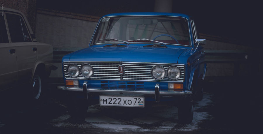Car Old-fashioned Retro Styled Transportation Blue Old-fashioned Motion Automotive Automotive Photography Outdoors Vaz2103 ваз2103