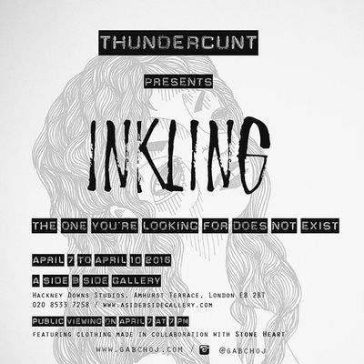 My very first solo show! A Side B Side Gallery (right by Hackney Downs, East London) April 7th to April 12th 2016. Come by to say hi! 😁 Thundercunt @stoneheartclothing Exhibition Art Eastlondon Illustration Portrait Faces Artofinstagram Artistlife