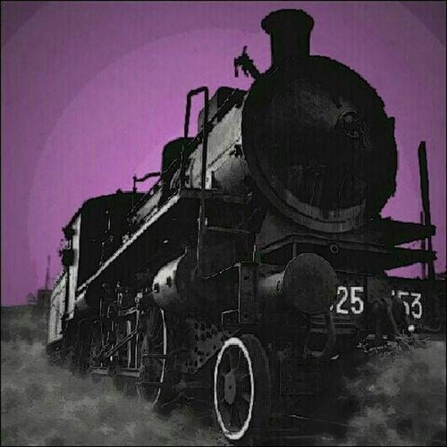 Railroad Love