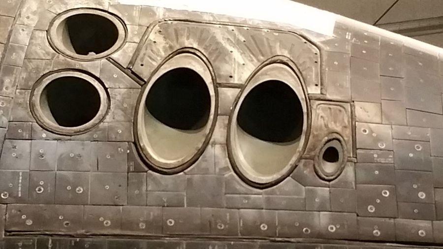 Space Shuttle Endeavor Forward Thruster Los Angeles, California