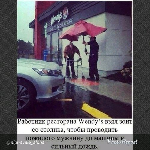 "By @alphaville_alpha ""доброта Не_знает_границ "" via @PhotoRepost_app ФотоРепост Photorepost"