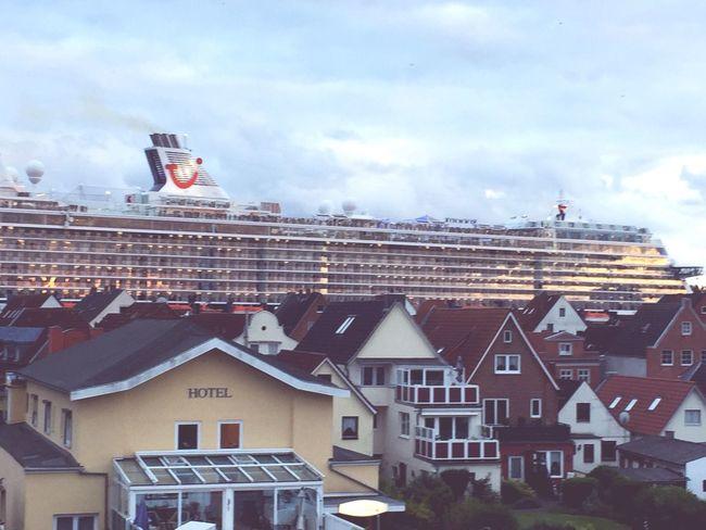 Little Boat ❤️ Travemünde Boat Tui Meinschiff5 Boot