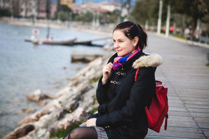 Amazing Woman Bardolino Beautiful Girl Gardasee Portrait Of A Woman Top Photography Bardolino Verona Black Hair Focus On Background Focus On Foreground Garda Lake Lake Marco Vittorio Marco Vittorio Photography Outdoor Photography Portrait Portrait Photography Sac Scarf Sunset Top Photo Top Photographers Top Photos Water Woman Portrait