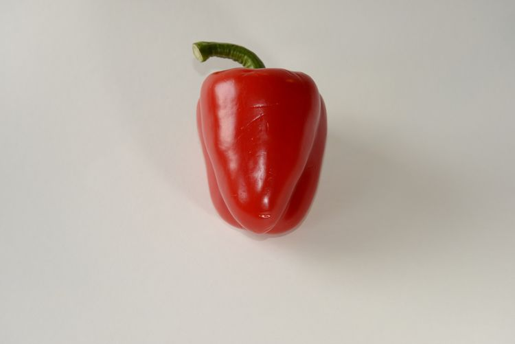Red pepper on