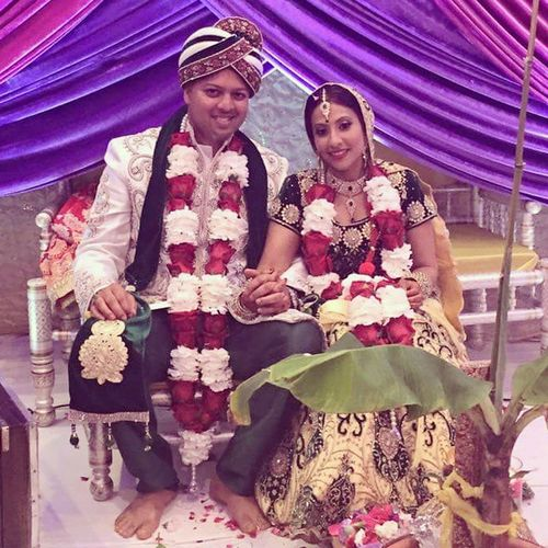 Congratulations Priya and Paul... God Bless!!! Godsrichestblessings Nowandalways Congrats PriwedsPaul eternalunion foreverandever marriage wedding celebratinglove celebratinglife livewell laughoften lovemuch