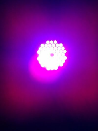 Violet By Motorola Light Flash
