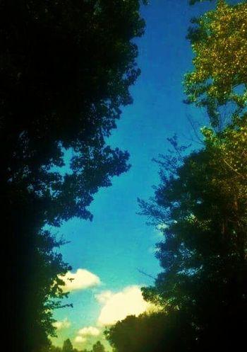 lucht , Klundert