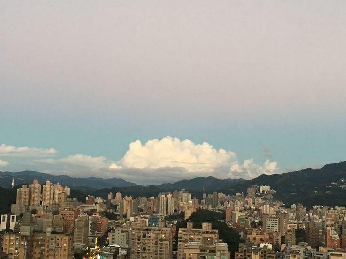 City Cloud Mashmallow