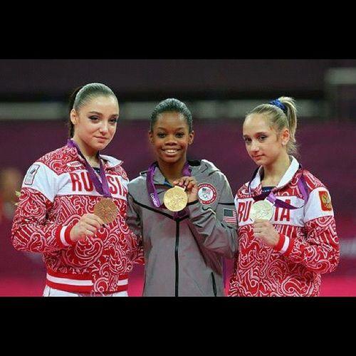 Hey Russia...you mad??? LOL GoGabby Teamusa 2012olympics