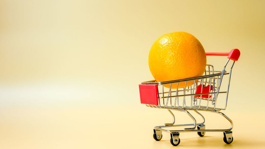 Price Card Dessert Background Red Delivery Whole Grocery Buy Summer Trolley Orange In Push Cart Cart Frozen Food Shopping Mall Sorbet Shopping Bag Shopaholic
