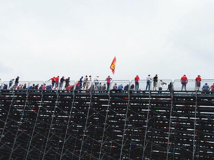 Monza Monza 2014 Grandstand Italiangp Italy Tifosi Fans Formula 1 F1