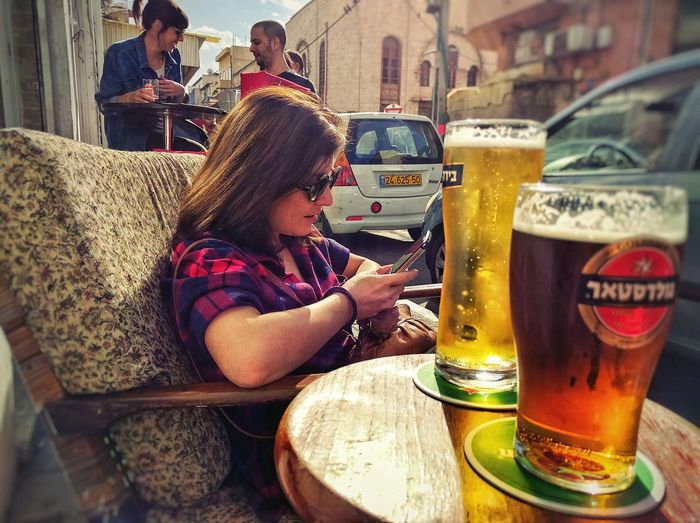 Showcase: February Beer Afternoon Beer Casual Fun Street Streetphotography Urban Lifestyle The Street Photographer - 2017 EyeEm Awards Sommergefühle Stories From The City