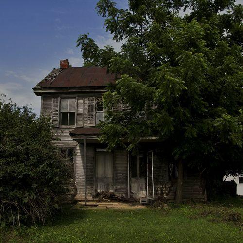 Abandoned Amish farmhouse ExploreEverything Beauty Of Decay Decay Abandoned EyeEm_abandonment Architectureporn Fuzed_fotos Urbex Rural America Pennsylvania Abandoned House Rurex