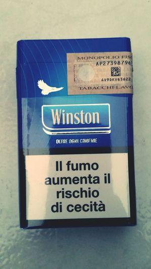 Delirio 88 HH88wlf Cigarettes Winston