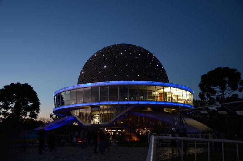 Planetario de Buenos Aires Templo Urbano Planetario Planetario, Buenos Aires, Caba Lugares Para Visitar En Buenos Aires Argentina