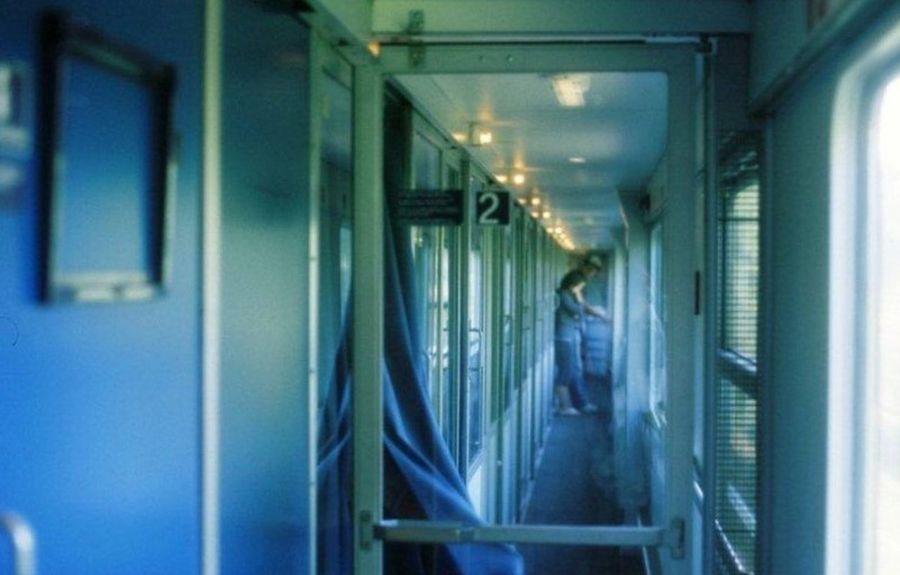 35mm Film Film EyeEm Best Shots Traveling Blue Nighttrain Morning Berlin to Paris