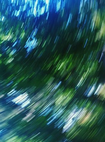 Abstract Backgrounds Pattern Full Frame Nature Blurred Motion Motion Textured  Beauty In Nature No People Concentric Close-up Futuristic Swirling Multi Colored Spin Spinning Blues And Greens Round Whirl Whirling Circling Fine Art Photography Letgodhandleit From My Eyes To Yours