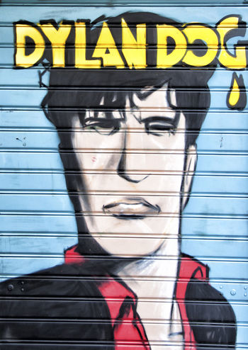 Communication Dylan Dog Text