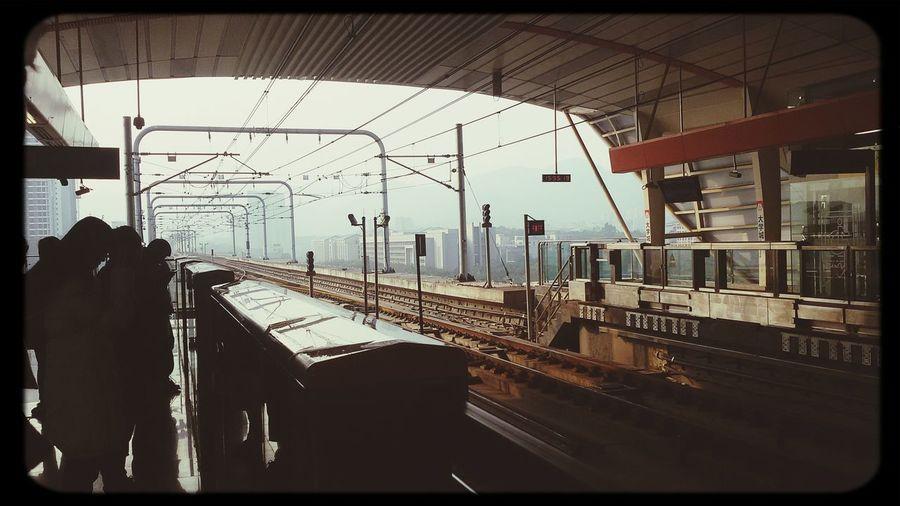 I'm come back home.