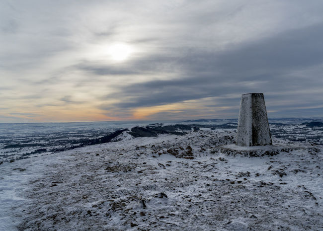 Scenes from Malvern after the early December 2017 snowfall. Britain Malvern Hills Snow ❄ Wintertime Beauty In Nature Cloud - Sky Cold Temperature Day Horizon Over Water Landscape Nature No People Outdoors Scenics Sea Sky Snow Snowfall Sunset Tranquil Scene Tranquility Uk Water Winter Worcestershire