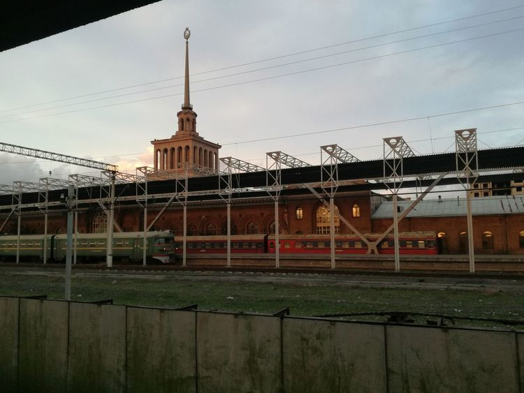 A piece of USSR, Architecture Urban Travel Train Station Transportation Soviet Architecture Soviet Union Soviet Era Sovietarchitecture Yerevan Armenia Monumental Buildings