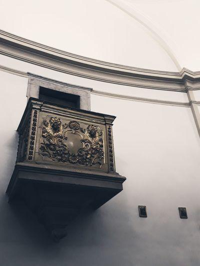 Architecture No People Indoors  Church Catolic Church God's Beauty
