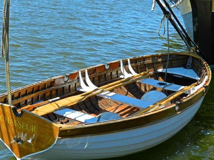 Row Boat Bay