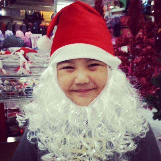 Santa Brent! Itschristmastime Wakeupthehappiness Happyholidays MyDecember sokulet