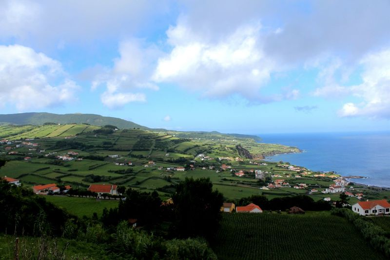 Azores Paradise Island Water Green Nature