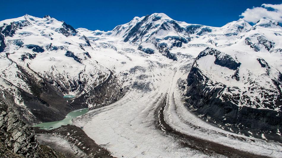 Travel Destinations Beauty In Nature Tranquility Nature No People Wallpaper Landscape Photography Landscape_Collection Ice Mountain Matterhorn  Matterhorn Zermatt