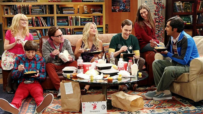 My All Time Favorite tv show SHELDON COOPER Penny The Big Bang Theory  Watching The Big Bang Theory Barnadette
