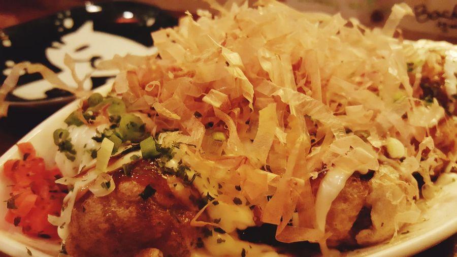 타코몽 타코야끼 Tacoyaki Close-up