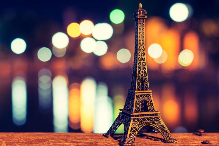 MY Eiffel Tower