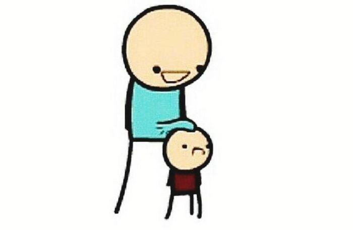 Why tall guys needs short girls.✌?