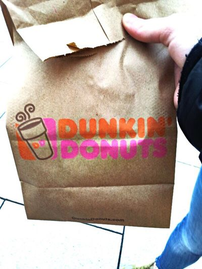 Dunkin Donuts Yeees 🍩😋