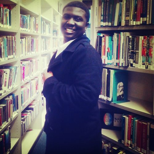 snapshots in the library ((fye!!))