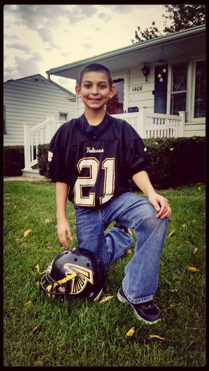 7th grade, Jr. High Football Football Falcons