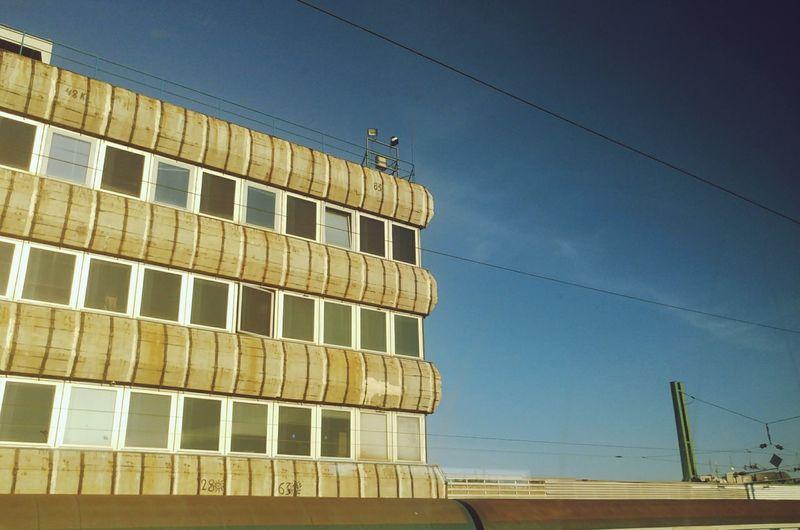 Sky No People Architecture Architecture Hungary EyeEm Eyeemphotography Window Sill Retrostyle